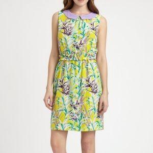 Kate Spade Tropical Tea Dress